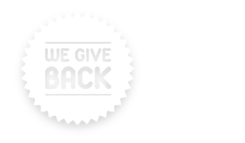 Proud Member of We Give Back
