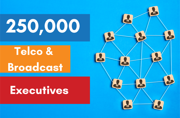 250,000 key decision makers